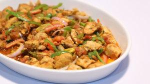 Chicken Jalfrezi Recipe | Lazzat