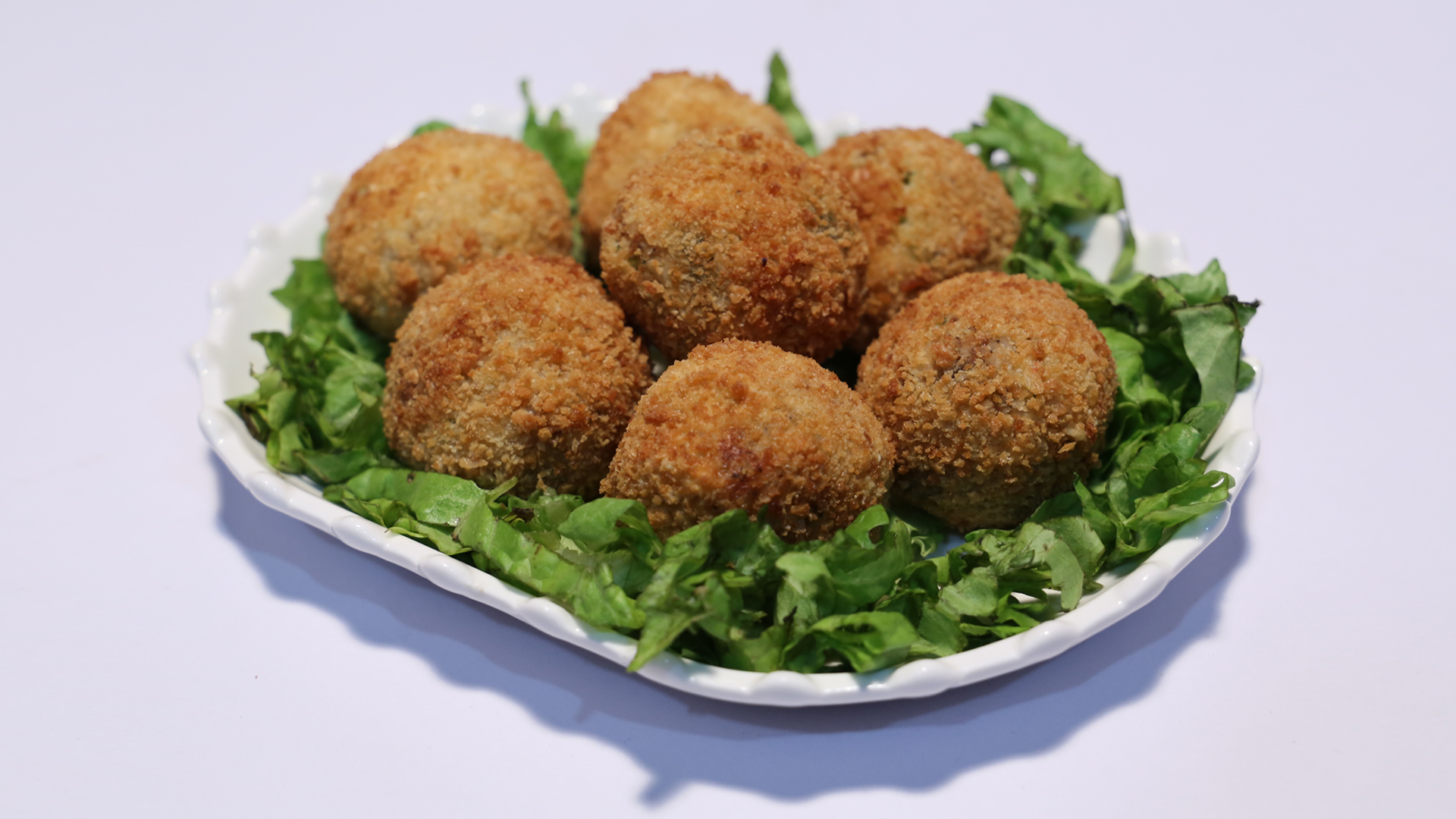 Chicken Fried Rice Balls Recipe| Lazzat