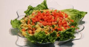 Easy Pasta Salad Recipe | Tarka