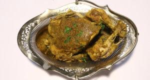 Hara Masala Murgh Musallam Recipe | Tarka