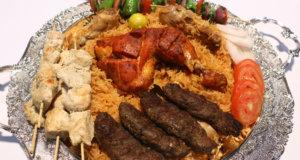 Khabsa Rice Recipe | Flame On Hai
