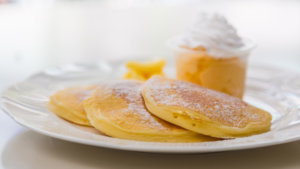 Lemon Cream Pancake Recipe | Lively Weekends