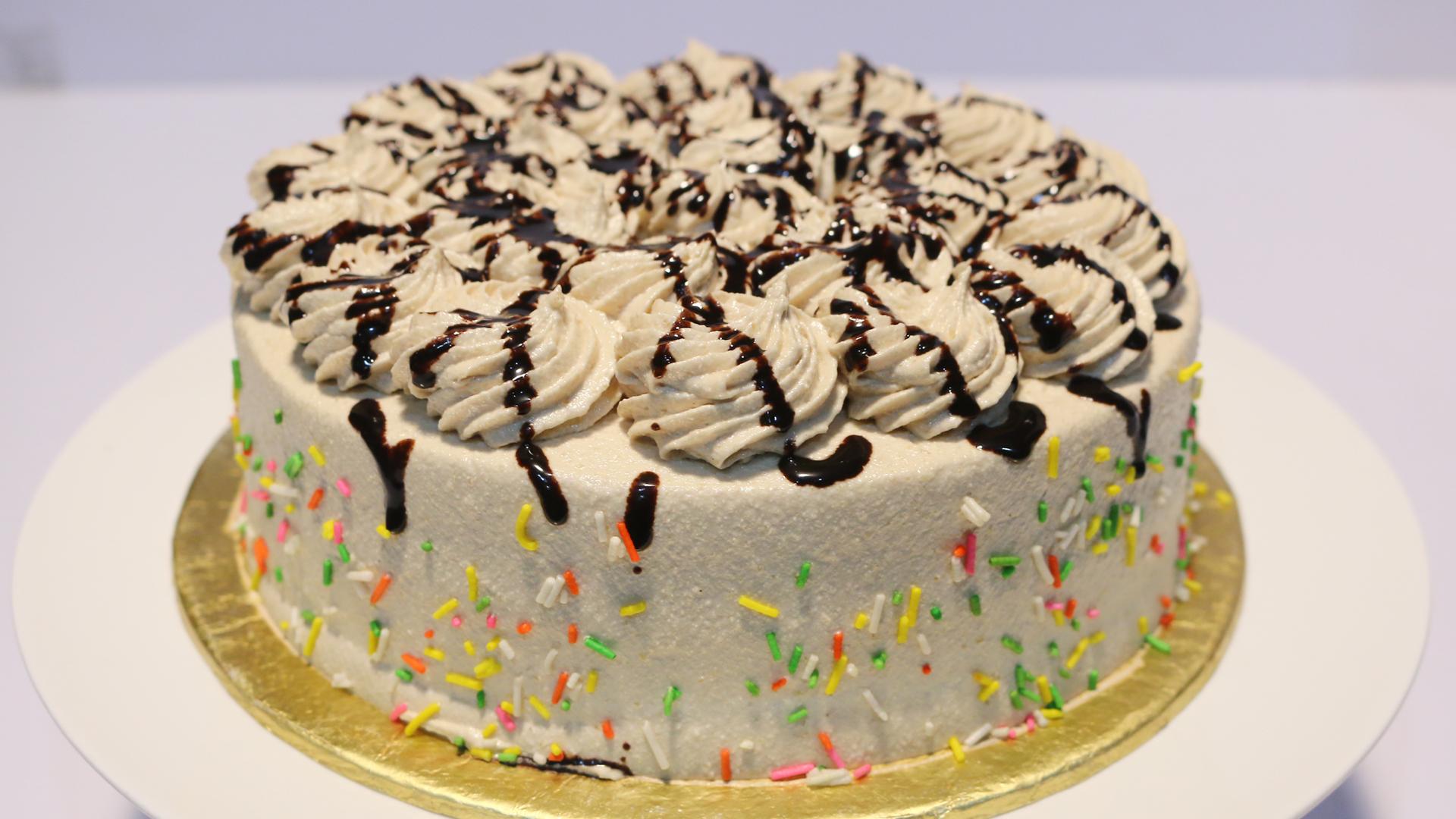 Malt Chocolate Cake Recipe | Masala Mornings