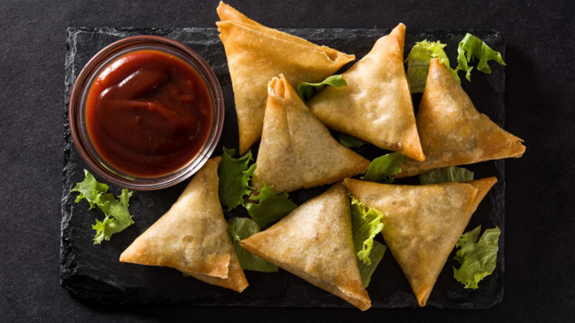 Macaroni Samosa | Quick Recipes