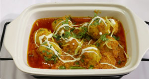 Makhani Kofta Recipe | Tarka