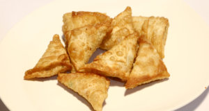 Pizza Samosa Recipe | Dawat