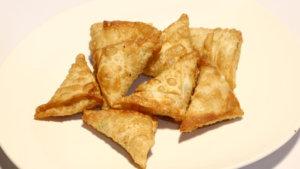 Pizza Samosa Recipe | Dawat