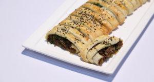 Qeema Cheese Puffs Recipe | Dawat
