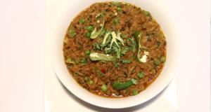 Raseela Qeema Matar Recipe | Flame On Hai