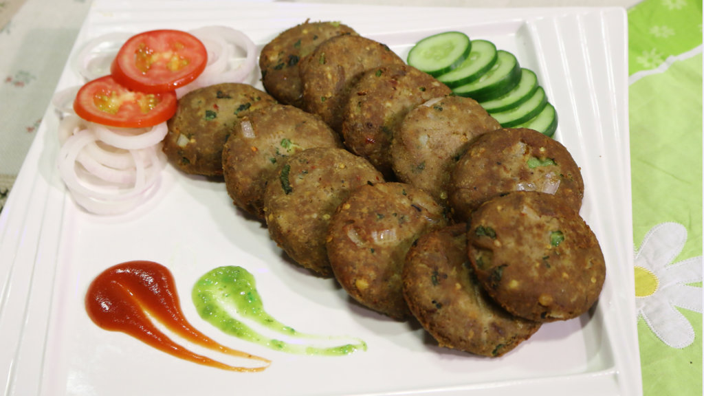 Resha Shami Kabab Recipe | Lazzat