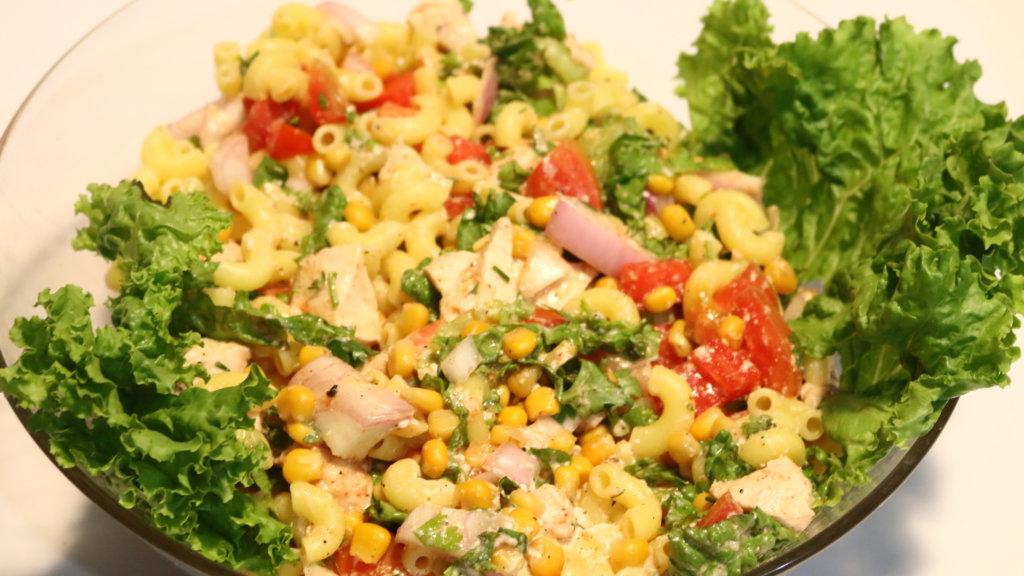 Sweet Corn Salad Recipe | Rida Aftab