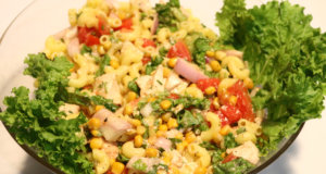 Sweet Corn Salad Recipe | Rida Aftab