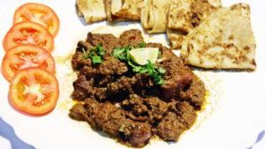 Tawa Kaleji with Paratha Recipe | Flame On Hai