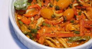 Vegetable Chilli Mili Recipe | Masala Mornings