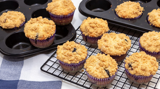 Fruity Oatmeal Muffins Recipe | Dawat