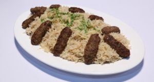 Seekh Kabab Pulao Recipe | Lazzat