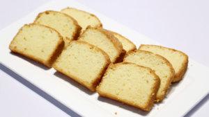 Cake Rusk Recipe | Food Diaries