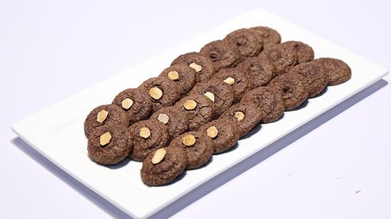 Chocolate Amaretti Cookies | Quick Recipes