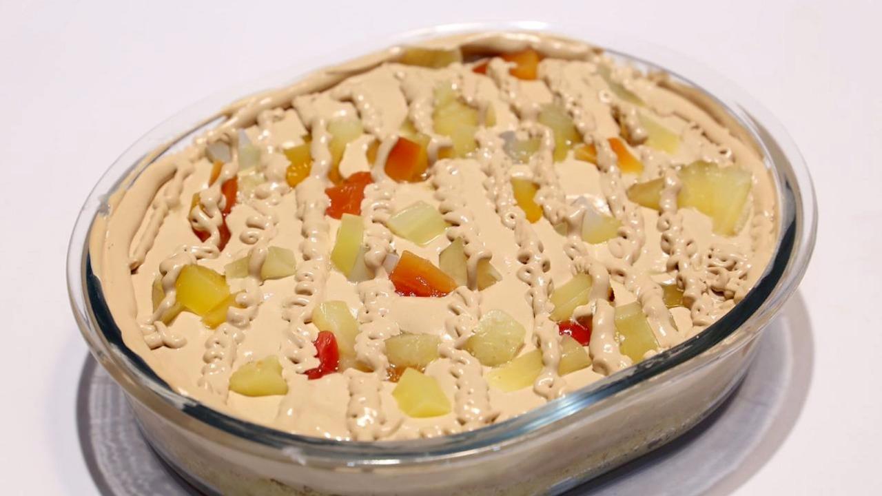 Fruit Delight Recipe | Tarka