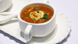 Hot Dragon Soup Recipe | Lazzat