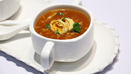 Hot Dragon Soup Recipe   Lazzat