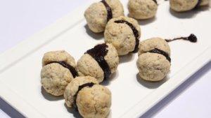 Lady's Kiss Cookies Recipe | Food Diaries