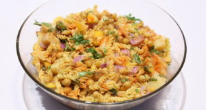 Macaroni Chaat | Quick Recipes
