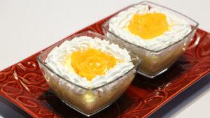Mango Mousse Recipe | Dawat