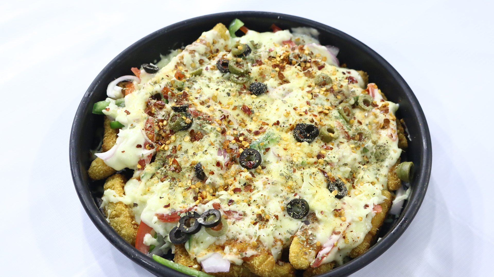 Pizza Chicken Fries Recipe | Lively Weekends