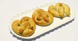 Soft Pretzels Recipe   Food Diaries