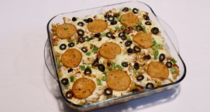 Supreme Pizza Casserole Recipe | Lazzat