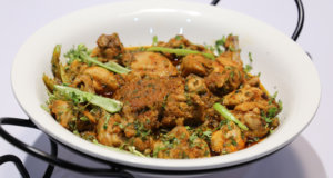 Tamatur aur Hara Dhania Murgh Recipe | Masala Mornings
