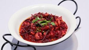 Beet Chicken Recipe | Food Diaries