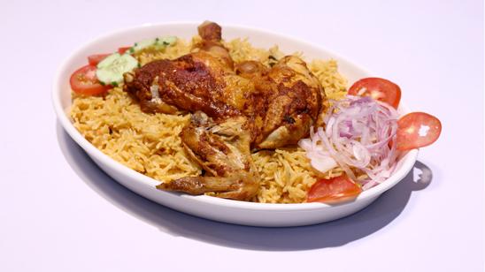 Dajaj With Tomato Rice Recipe   Flame On Hai