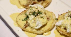 Eggs Benedict Recipe | Dawat