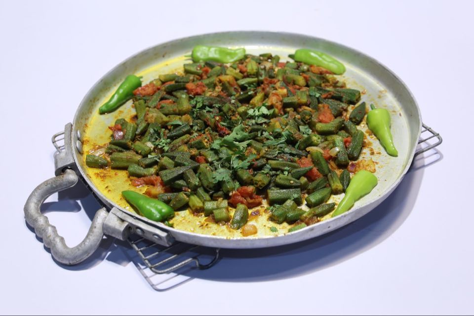 Spicy Tawa Bhindi | Quick Recipes