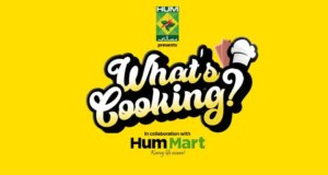 What's Cooking? | In collaboration with HUM Mart