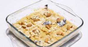 Aam aur Nariyal ki Mithai Recipe | Tarka