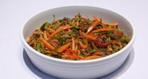 Bhindi Jalfrezi Recipe | Lazzat
