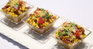 Buttery Corn Chaat Recipe | Lazzat