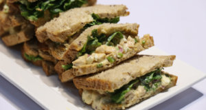 Chicken Egg Salad Sandwich Recipe | Food Diaries
