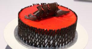 Chocolate Lace Cake Recipe | Masala Mornings