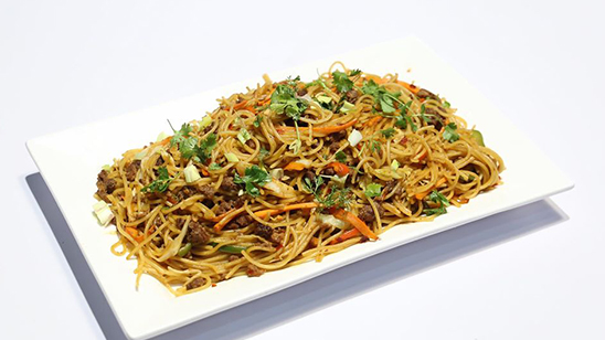 Chow Mein | Quick Recipes