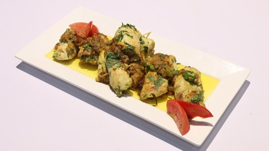 Dumpukht Behari Kabab Recipe | Tarka