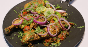 Fry Chicken Tawa Piece Recipe | Lazzat