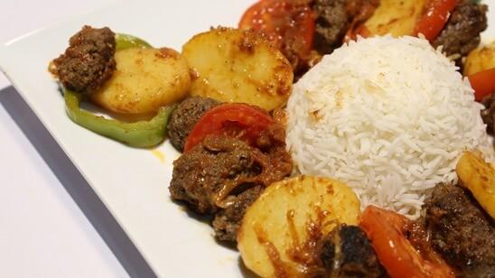 Kafta Batata Recipe | Dawat
