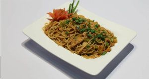 Kung Pao Noodles | Quick Recipes