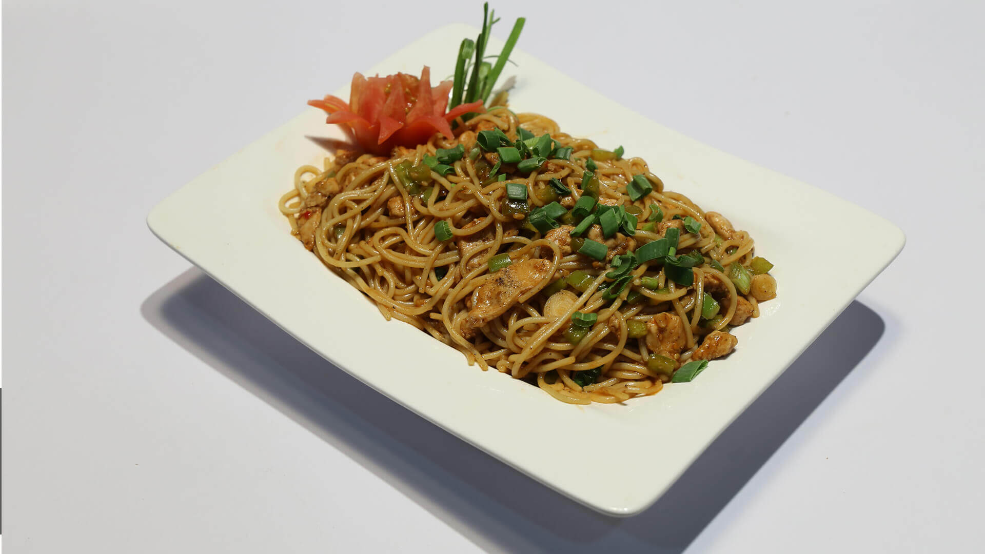 Kung Pao Noodles   Quick Recipes