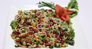 Lobia Salad Recipe | Masala Mornings