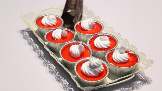 Mini Trifle Bites Recipe | Masala Mornings